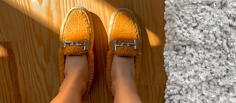 Anderledes sko til kvinder