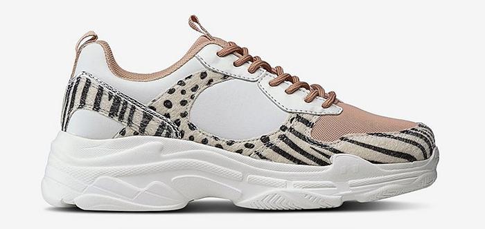 Billige og feminine sneakers til kvinder