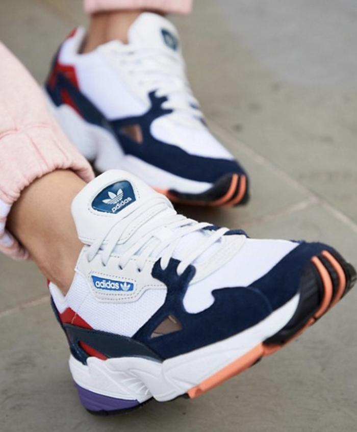 Fede og behagelige sneakers til kvinder