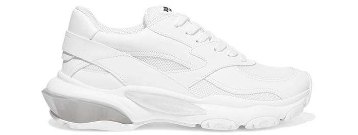 Hvide valentino sneakers
