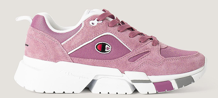Søde lyserøde sneakers