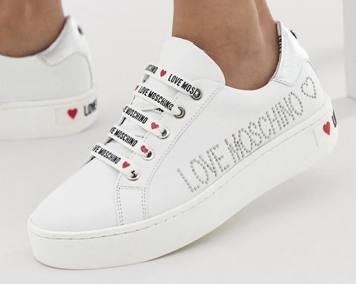 Søde sneakers til søde kvinder
