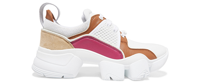 Sommerlige sneakers til kvinder