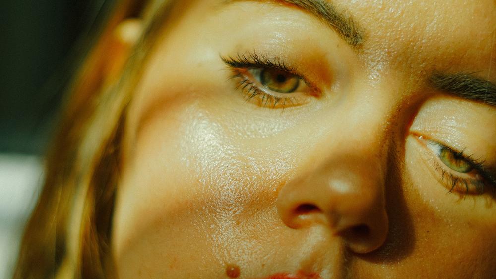 tørre læber og dehydrerng
