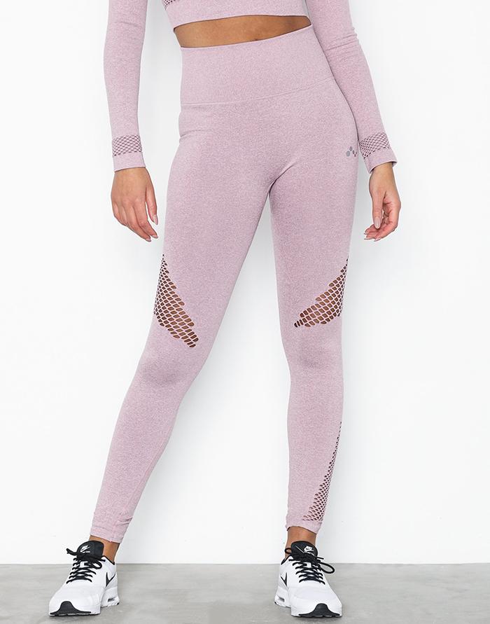 lyserøde træningsbukser til kvinder