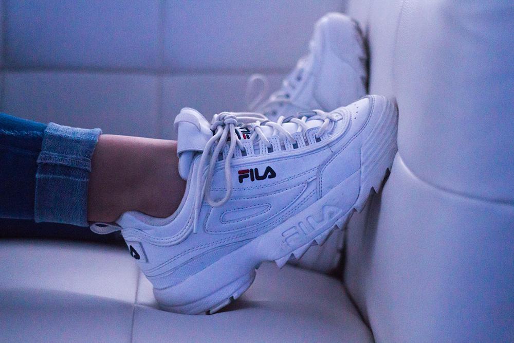 hvide sneakers til kvinder