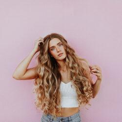sundt hår krøller