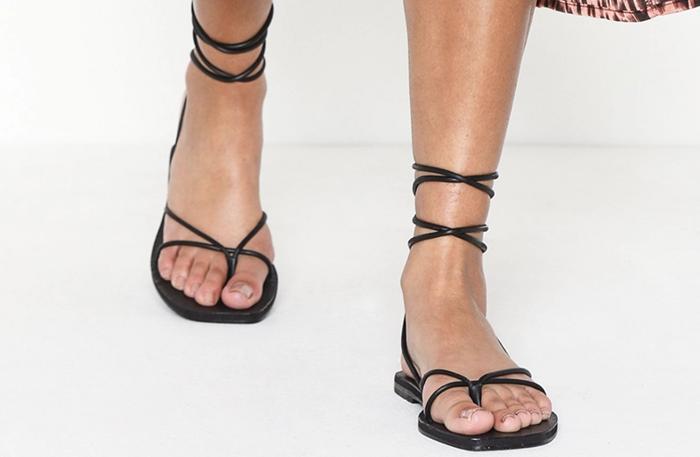 flotte sandaler til kvinder