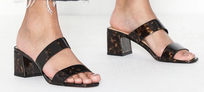 sandaler til kvinder med hæl