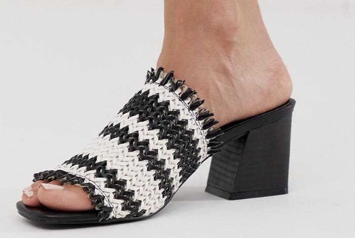 åbne sandaler til kvinder