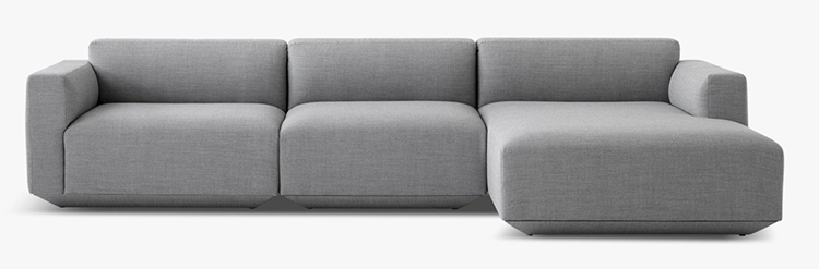 Luksus sofa med traditionelle aner