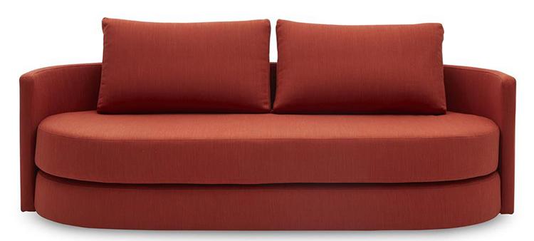 Veldesignet moderne sovesofa