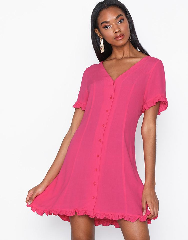 pink sommerkjole