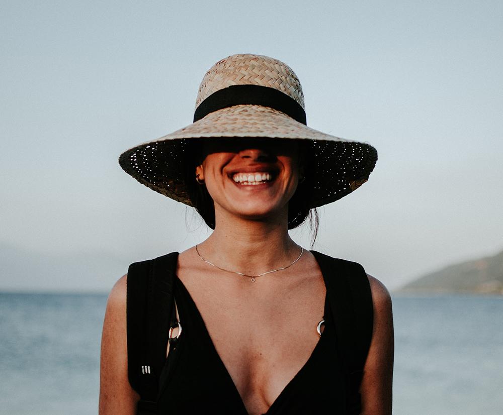 store strandhatte til kvinder
