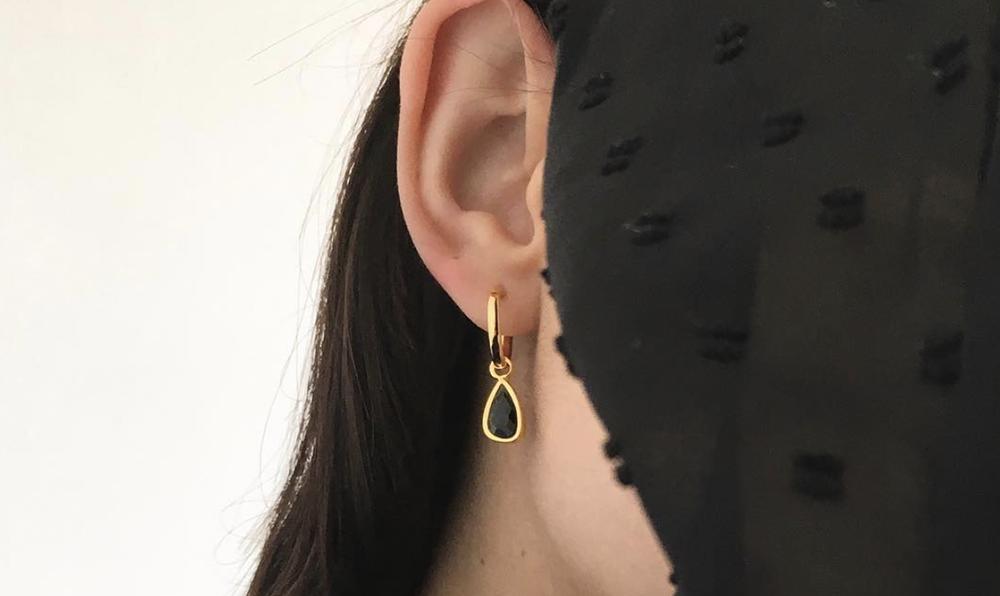 billige øreringe i guld