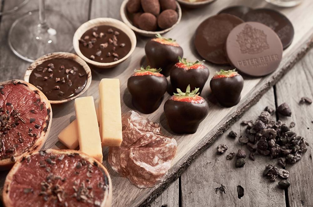 Chokolade Brunch