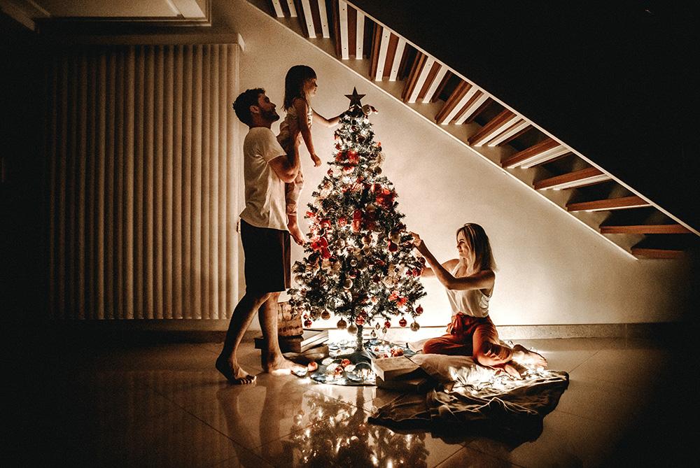 Julegaver til hende der har det hele