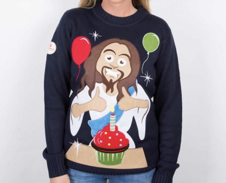 Tillykke med fødselsdagen Jesus