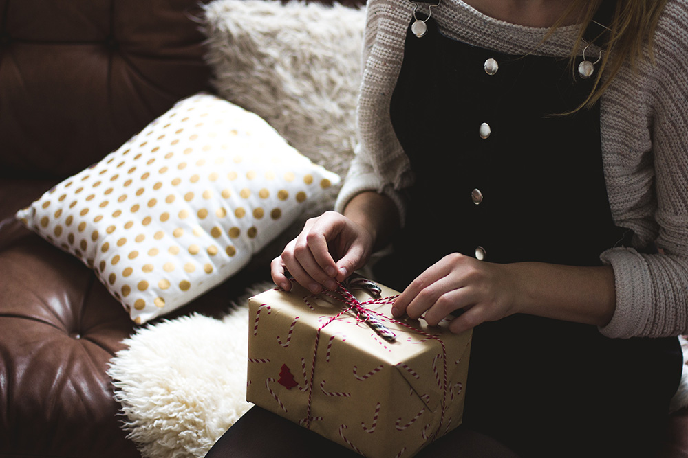 julegaver til hende der elsker at forkæle andre