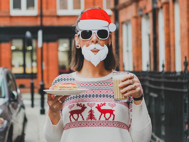 flot julesweater dame