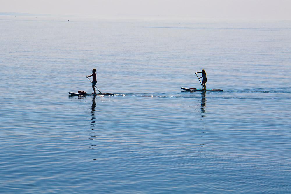paddelboard oplevelse