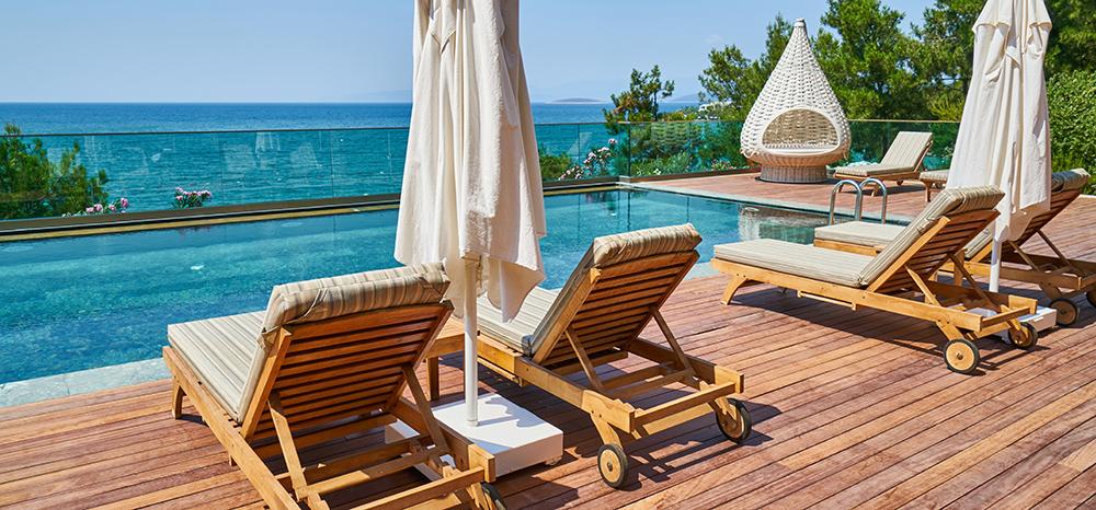 Billige havemøbler billige solsenge
