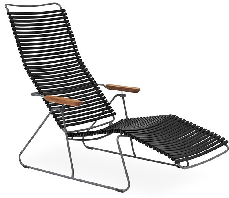 Kvalitetspræget havestol du kan ligge i