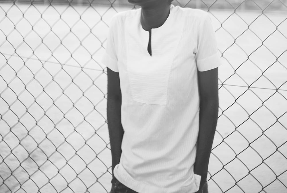 hvide t-shirts til kvinder