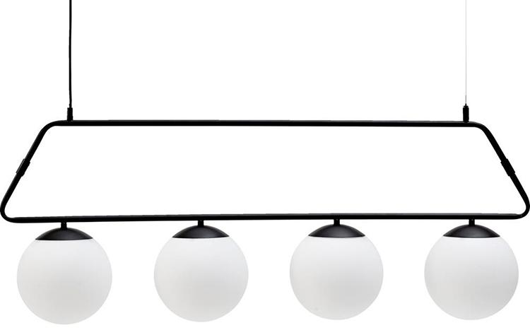 Eksklusiv og veldesignet spisebordslampe
