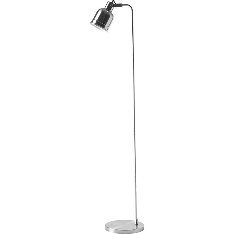 Elegant gulvlampe med retro look