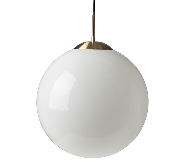 Elegant og klassisk loftlampe