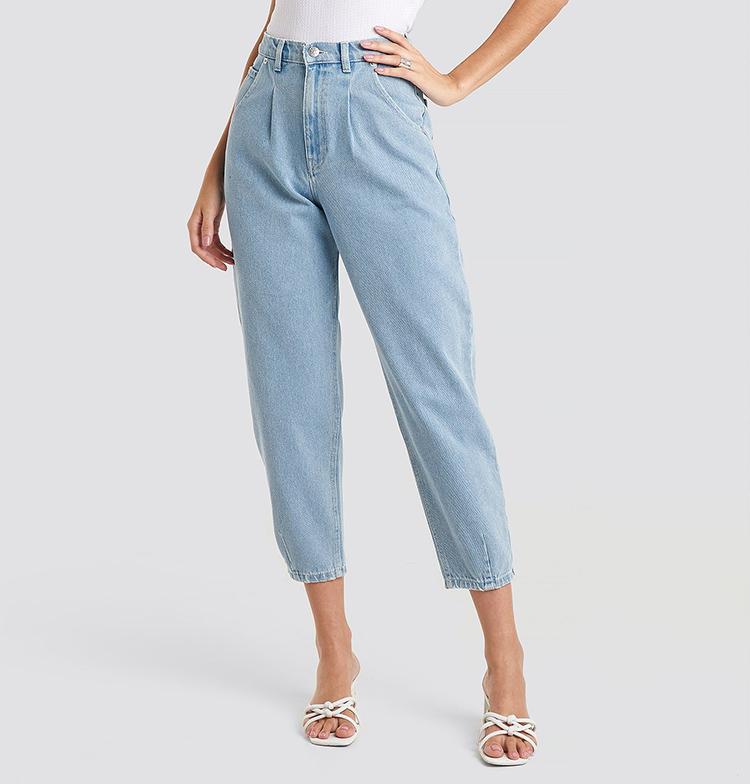 Flotte korte jeans til kvinder