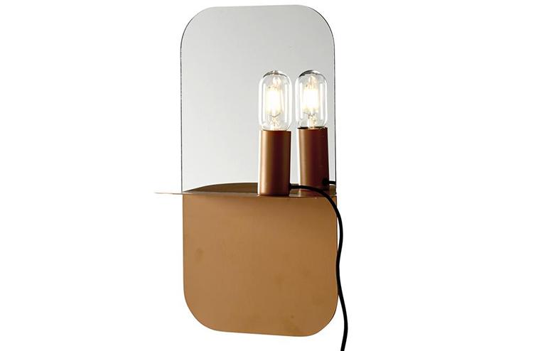Innovativ og multifunktionel lampe