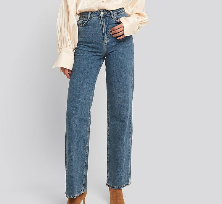 Jeans der slanker