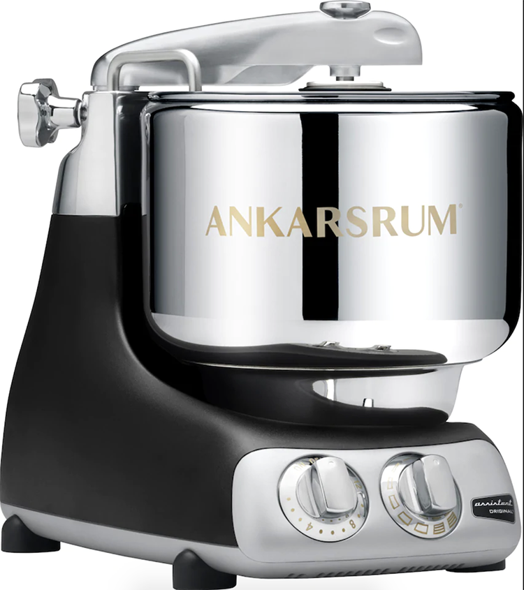 Kraftig og genial køkkenmaskine der kan alt