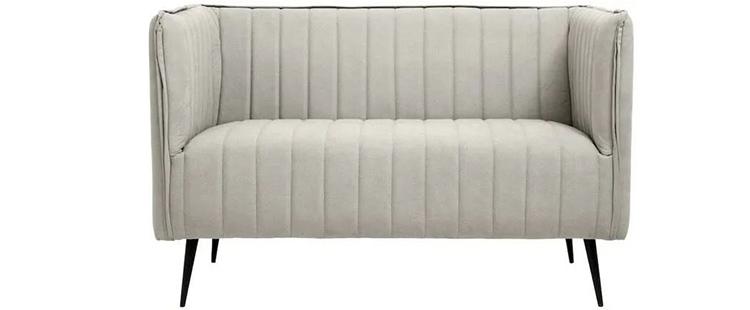 Lille sofa i 30'er design med høje armlæn