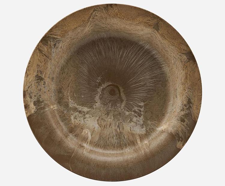Rustik tallerken i Træ