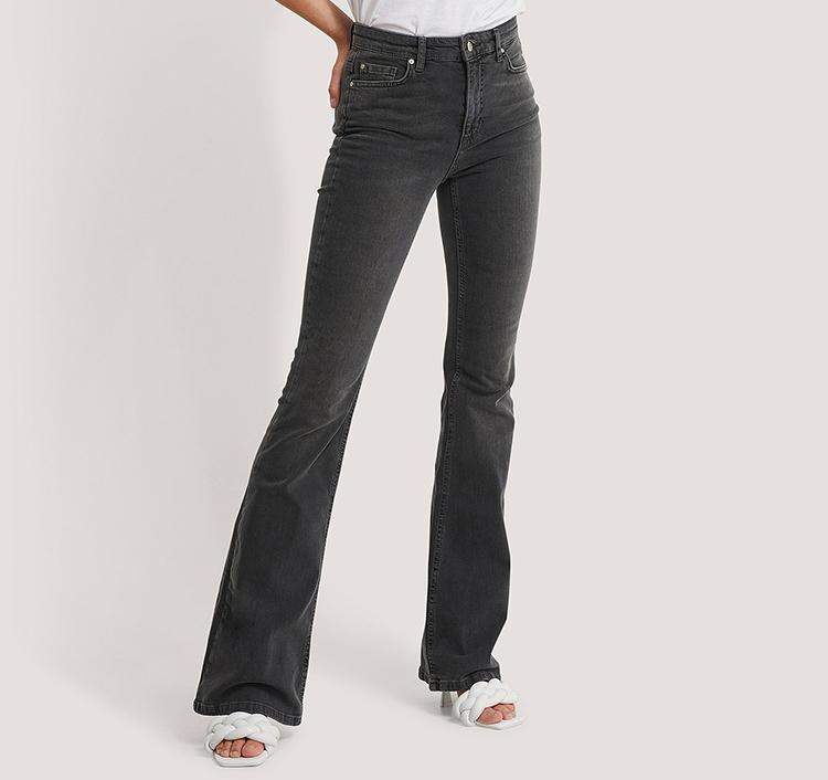 Vidde jeans til kvinder