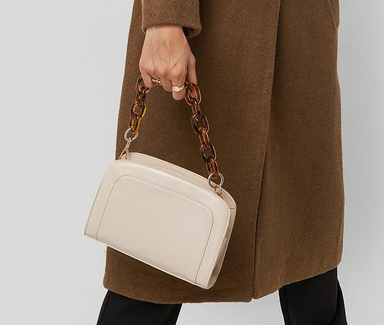 Smuk dametaske med flotte detaljer