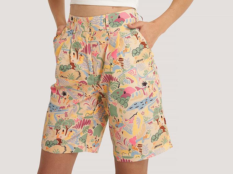 hawaii shorts til kvinder