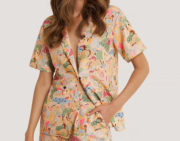 hawaii skjorte til kvinder