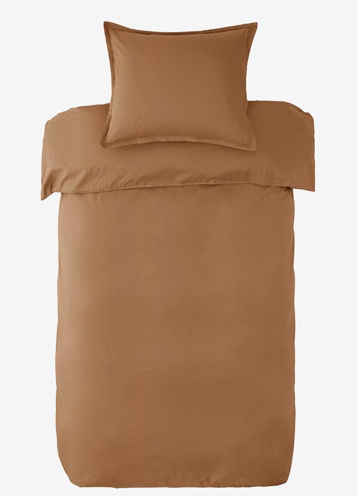 Lækkert sengetøj i kvalitetspræget materiale