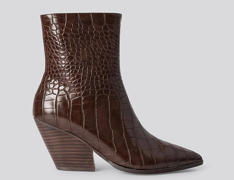 Moderigtige cowboystøvler til kvinder