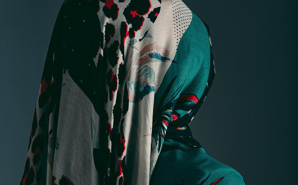 tynde fede tørklæder til kvinder