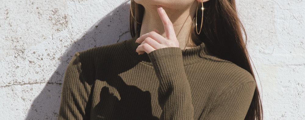 tynde Striktrøjer Til Kvinder
