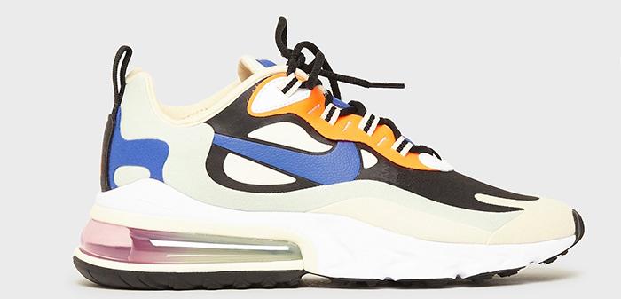 Lækre farverige Air Max sneakers