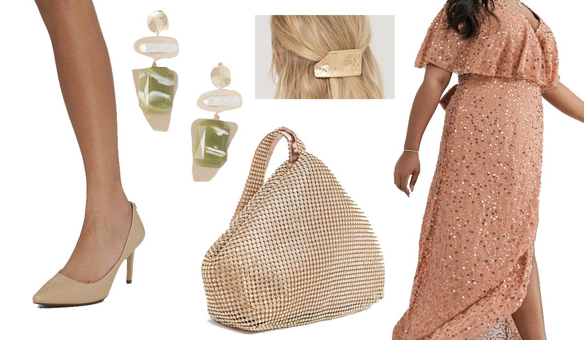 Romantisk og formelt festtøj til kvinder med kurver