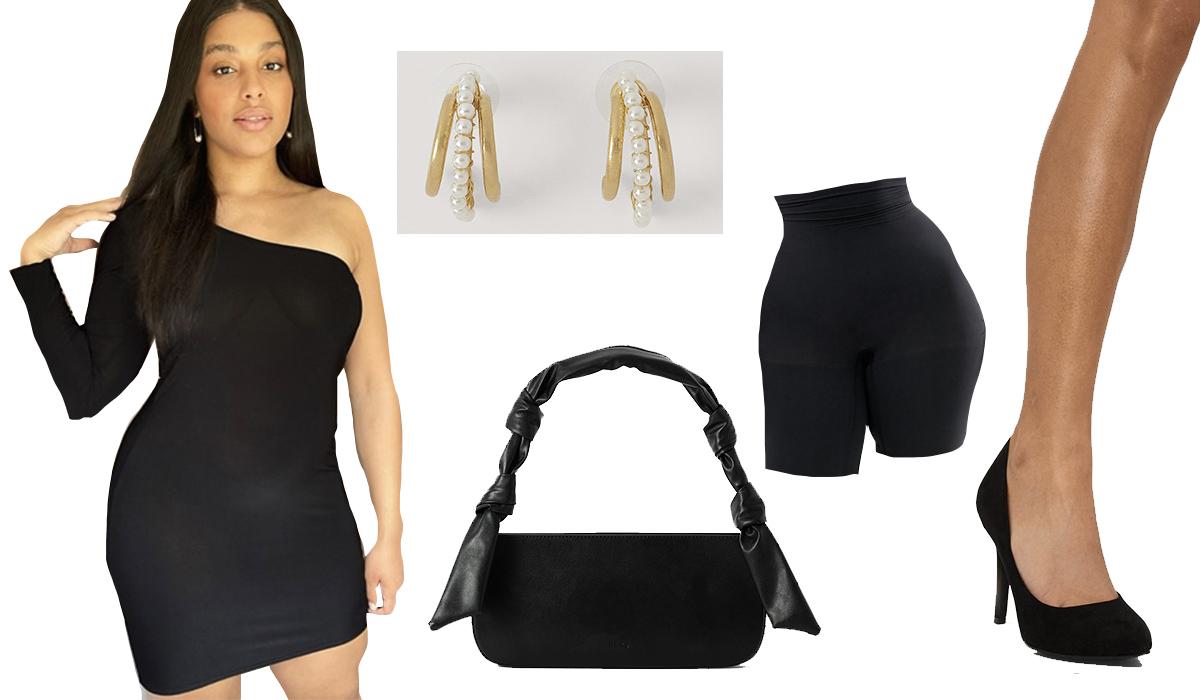 Sexet og elegant festtøj til store kvinder
