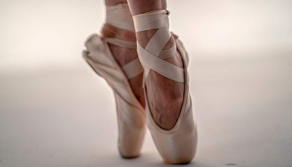 Kropsidealer og udseende ballet