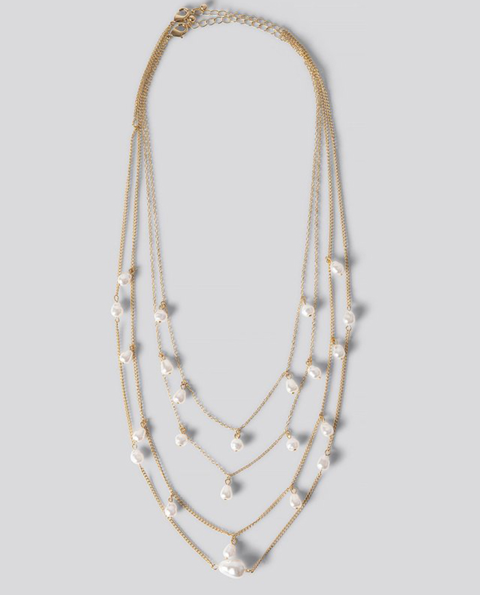 Perle Halskæde i mange længder